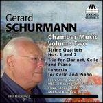 Gerard Schurmann: Chamber Music, Vol. 2