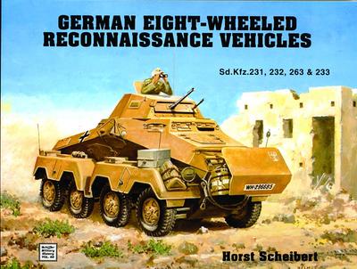 German 8-Wheeled Reconnaissance Vehicles - Scheibert, Horst