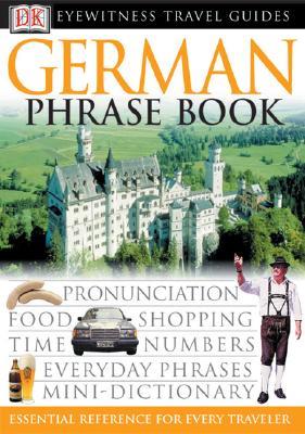 German Phrase Book - DK