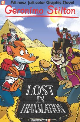 "Geronimo Stilton #19: ""Lost in Translation"" - Stilton, Geronimo"