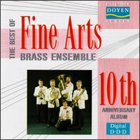 Gershwin, Mascagni, Pachelbel and others - Andy Culshaw (trumpet); Bryan Allen (trumpet); Richard Sandland (tuba); Simon Hogg (trombone); Stephen Roberts (horn)