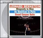 Gershwin: Rhapsody in Blue; An American in Paris; Grofé: Grand Canyon Suite [SACD]
