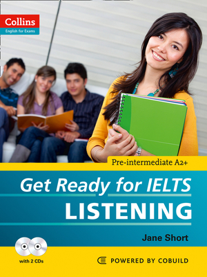 Get Ready for IELTS - Listening: IELTS 4+ (A2+) - Short, Jane