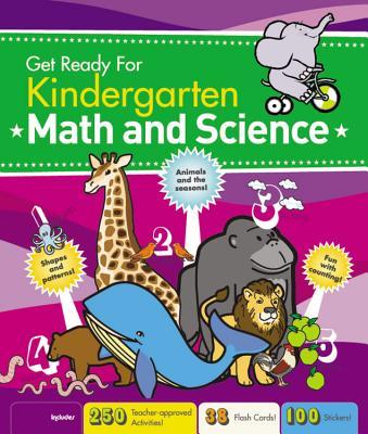 Get Ready for Kindergarten: Math & Science - Van Doren, Elizabeth