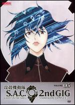 Ghost in the Shell: Stand Alone Complex - 2nd Gig, Vol. 5