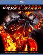 Ghost Rider: Spirit of Vengeance [Includes Digital Copy] [Blu-ray]