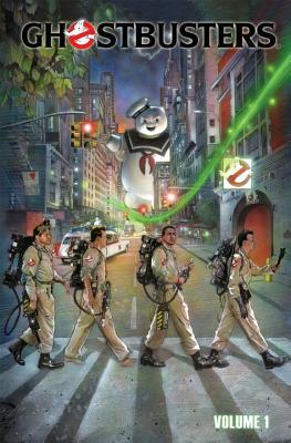 Ghostbusters Volume 1: The Man from the Mirror - Burnham, Erik
