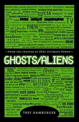 Ghosts/Aliens - Hamburger, Trey