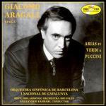 Giacomo Aragall Sings Verdi & Puccini