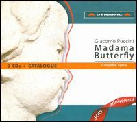 Giacomo Puccini: Madama Butterfly - Alessandra Meozzi (vocals); Daniela Dessì (vocals); Elena Borin (vocals); Fabio Armiliato (vocals); Juan Pons (vocals);...