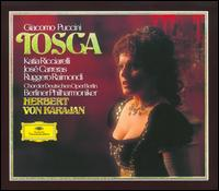 Giacomo Puccini: Tosca - Fernando Corena (vocals); Gottfried Hornik (vocals); Heinz Zednik (vocals); José Carreras (vocals); Katia Ricciarelli (vocals); Ruggero Raimondi (vocals); Victor von Halem (vocals); Wolfgang Bunten (vocals); Deutschen Opernchor Berlin (choir, chorus)