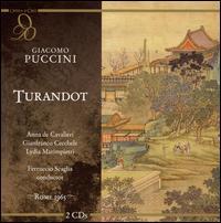 Giacomo Puccini: Turandot - Anna de Cavalieri (vocals); Elio Castellano (vocals); Giandomenico Alunno (vocals); Gianfranco Cecchele (vocals);...