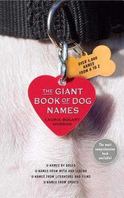 Giant Book of Dog Names (Original) - Morrow, Laurie Bogart