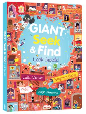 Giant Seek & Find: Look Inside! -