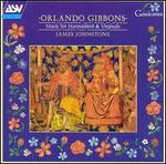 Gibbons: Music for Harpsichord & Virginals