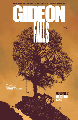Gideon Falls Volume 2: Original Sins - Lemire, Jeff, and Sorrentino, Andrea, and Research and Education Association