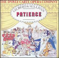 Gilbert & Sullivan: Patience [1961 Recording] - Beti Lloyd-Jones (vocals); Donald Adams (vocals); Gillian Knight (vocals); Jennifer Toye (vocals); John Cartier (vocals);...