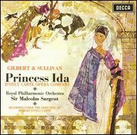 Gilbert & Sullivan: Princess Ida [1965 Recording] - Ann Hood (vocals); Anthony Raffell (vocals); Christene Palmer (vocals); David Palmer (vocals); Donald Adams (vocals);...