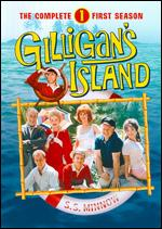 Gilligan's Island: The Complete First Season [6 Discs] -