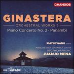 Ginastera: Orchestral Works, Vol. 2 - Piano Concerto No. 2; Panambí
