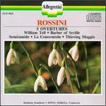 Gioacchino Rossini: 5 Overtures