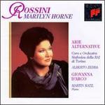 Gioacchino Rossini: Arie Alternative
