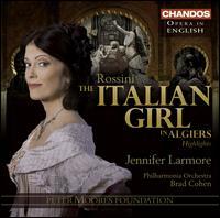 Gioachino Rossini: The Italian Girl in Algiers - Alan Opie (baritone); Alastair Miles (bass); Anne-Marie Gibbons (mezzo-soprano); Barry Banks (tenor); David Soar (bass);...