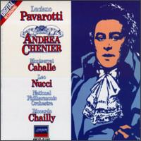 Giordano: Andrea Chenier - Welsh National Opera Chorus & Orchestra (choir, chorus); National Philharmonic Orchestra