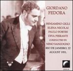 Giordano: Fedora
