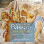 Giovanni Battista Bassani: Sinfonie, Op. 5