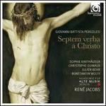 Giovanni Battista Pergolesi: Septem Verba a Christo