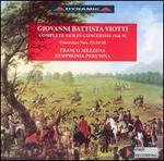 Giovanni Battista Viotti: Complete Violin Concertos, Vol. 9