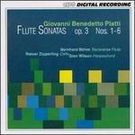 Giovanni Benedetto Platti: Flute Sonatas, Op. 3