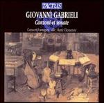 Giovanni Gabrieli: Canzoni et sonate