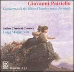 Giovanni Paisello: Chamber Music for Winds