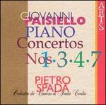 Giovanni Paisiello: Piano Concertos Nos. 1, 3, 4 & 7