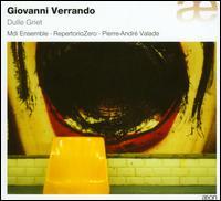 Giovanni Verrando: Dulle Griet - Jacopo Bigi (violin); Luca Ieracitano (piano); MDI ensemble; RepertorioZero; Sonia Formenti (flute);...