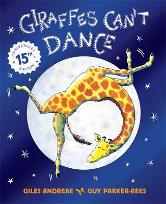 Giraffes Can't Dance - Andreae, Giles