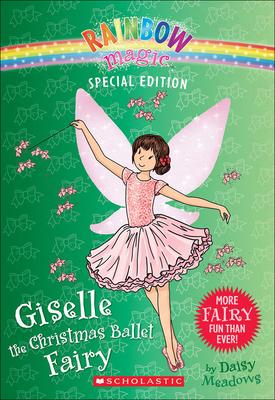 Giselle the Christmas Ballet Fairy - Meadows, Daisy