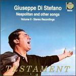 Giuseppe Di Stefano Sings Neopolitan & Other Songs