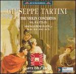 Giuseppe Tartini: The Violin Concertos, Vol. 4 (Bagna le piume in lete...)