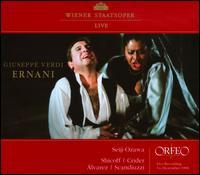 Giuseppe Verdi: Ernani - Aik Martirosyan (vocals); Benedikt Kobel (vocals); Carlos Álvarez (vocals); Liliana Cluca (vocals); Michele Crider (vocals);...