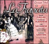Giuseppe Verdi: La Traviata - Alberto Albertini (vocals); Ede Marietti Gandolfo (vocals); Francesco Albanese (vocals); Ines Marietti (vocals);...