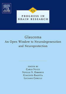 Glaucoma: An Open-Window to Neurodegeneration and Neuroprotection - Nucci, Carlo (Editor)