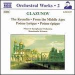 Glazunov: Orchestral Works, Vol. 2