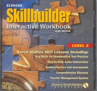 Glencoe Skillbuilder Interactive Wkbk Level 2 CD 2001 -