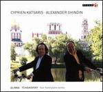 Glinka, Tchaikovsky: Four Hand Piano Works