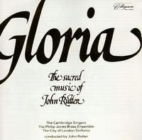 Gloria: The Sacred Music of John Rutter [1984] - Eric Allen (percussion); Eric Allen (tympani [timpani]); Gary Kettel (tympani [timpani]); Gary Kettel (percussion);...