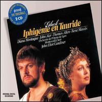 Gluck: Iphigénie en Tauride - Diana Montague (mezzo-soprano); John Aler (tenor); Nancy Argenta (soprano); Rene Schirrer (bass baritone);...