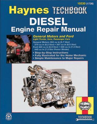 Gm And Ford Diesel Engine Repair Manual - Freund, Ken, and Haynes, J. H.